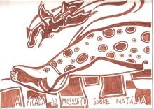 Ladislau da Regueira | Caderno d'Anotações | Um mosquito sobre Natália (1997)