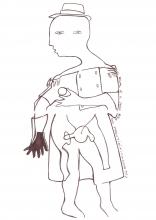 Ladislau da Regueira | As'stâncias em Mosty 07 # Pertidixitador | 2005