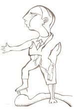 Ladislau da Regueira | Caderno d'Anotações  #  O Conquistador Macho | 2004