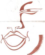 Ladislau da Regueira | Caderno d'Anotações | O alegre vazio dum sorriso (1998)