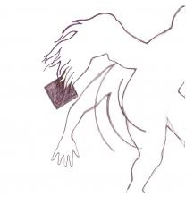 Ladislau da Regueira | Caderno d'Anotações  # 'Stou Saindo | 2005