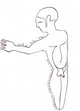 Ladislau da Regueira | As'stâncias em Mosty 09 # Mão de Mau | 2005