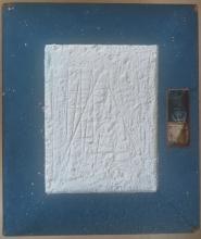 Ladislau da Regueira | Agachado em Azul | 1991