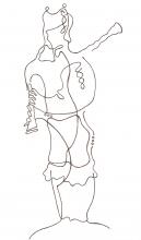Ladislau da Regueria | Danças da Invernia | Ghaiteirinho Lançal (1989)