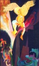 Ladislau da Regueira | O Arcanjo Falso, no seu IV mês, reina no nocturno de Cidadesanta (2000~2001)