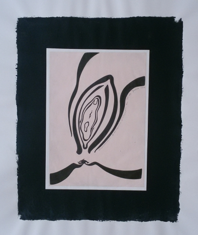 Ladislau da Regueira | Debuxar não é pintar  # Caminho à Luz | 1997