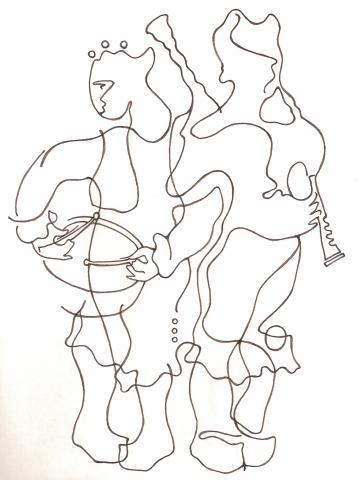Ladislau da Regueria | Danças da Invernia | Mestres músicos de Gaita e Tambor (1989)